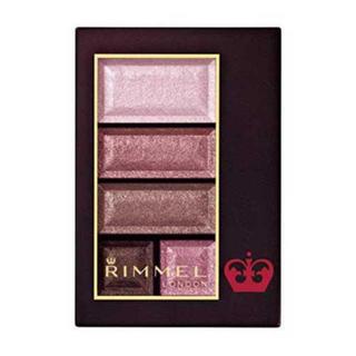 リンメル(RIMMEL)のRIMMEL リンメル ショコラスィートアイズ 019 ブルーベリーショコラ(アイシャドウ)