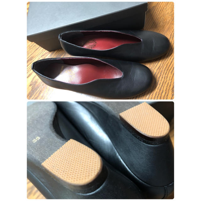 nest Robe(ネストローブ)のウェッジソールパンプス(DOUBLE ETREE) レディースの靴/シューズ(ハイヒール/パンプス)の商品写真