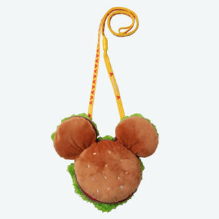 Disney - 新品/未使用*ディズニーリゾート ミッキーハンバーガーチケットホルダー