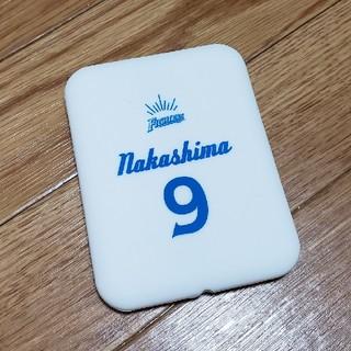 ホッカイドウニホンハムファイターズ(北海道日本ハムファイターズ)の〘 最終価格〙66.ポケットティッシュケース(記念品/関連グッズ)