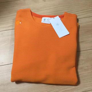 DESCENTE - L 新品 定価17600円 デサントメルトボーダー  セーター