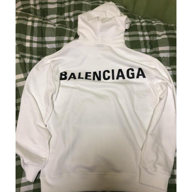 Balenciaga(バレンシアガ)のしーさん専用【最終値下げ】 バレンシアガ パーカー  メンズのトップス(パーカー)の商品写真