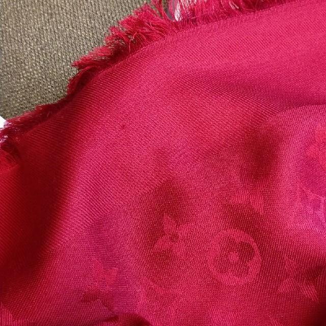 LOUIS VUITTON(ルイヴィトン)のルイヴィトン モノグラム大判ショール レディースのファッション小物(マフラー/ショール)の商品写真