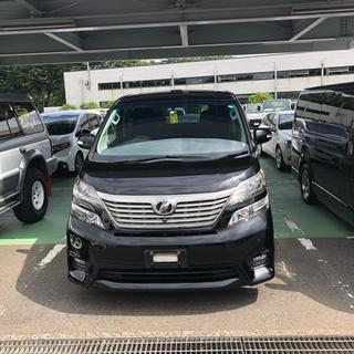 トヨタ - トヨタ ヴェルファイア