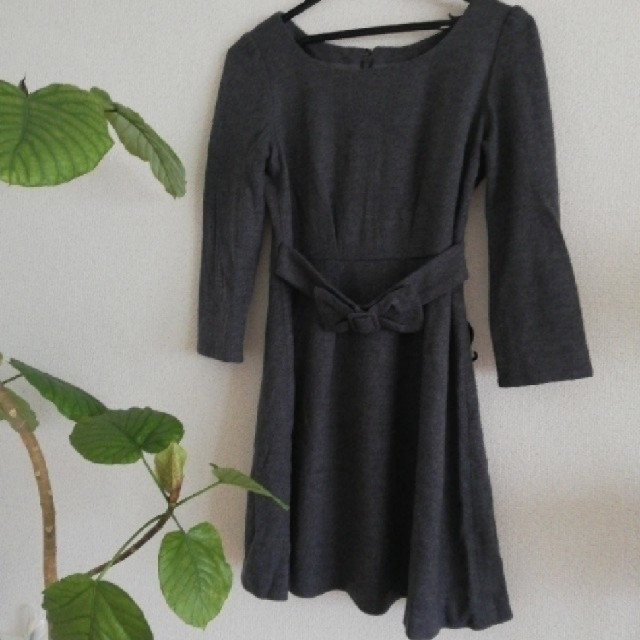 PROPORTION BODY DRESSING(プロポーションボディドレッシング)のプロポ ワンピース レディースのワンピース(ひざ丈ワンピース)の商品写真