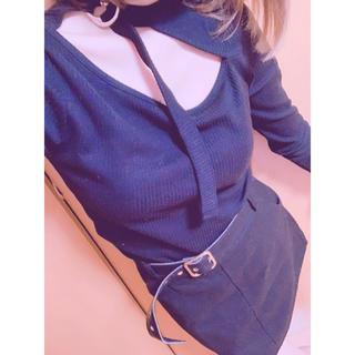 リゼクシー(RESEXXY)のスカートトップスセット(ミニスカート)