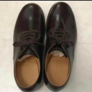 マーガレットハウエル(MARGARET HOWELL)の定価6万 MARGARETHOWELL 革靴(ローファー/革靴)