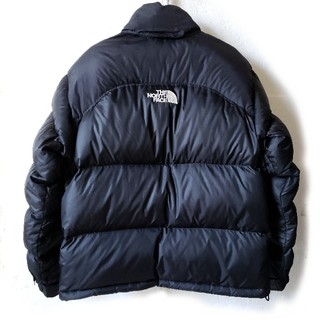 THE NORTH FACE - 補修有 THE NORTH FACE NUPTSE ヌプシ 700 センターロゴ