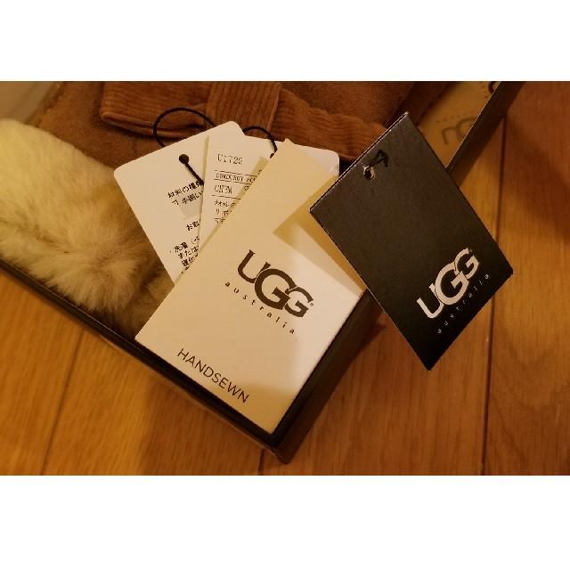 UGG(アグ)の【新品送料無料】UGG 手袋 レディースのファッション小物(手袋)の商品写真