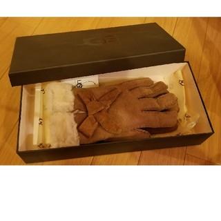 アグ(UGG)の【新品送料無料】UGG 手袋(手袋)