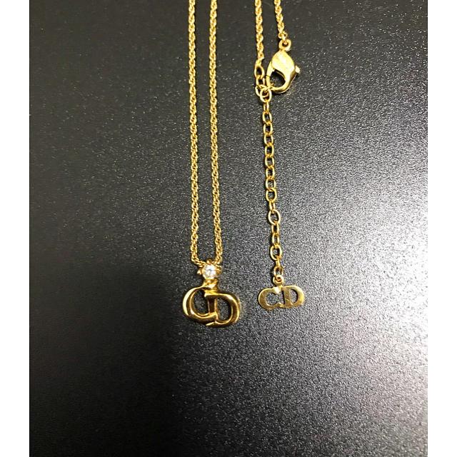 Dior(ディオール)のヴィンテージネックレス レディースのアクセサリー(ネックレス)の商品写真