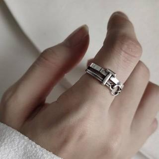IENA - silver925   デザイン シルバーリング 指輪 シルバー925 指輪