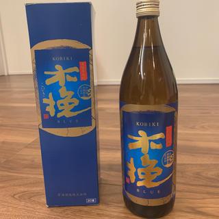 新品本格芋焼酎 木挽KOBIKI BLUE 雲海酒造(焼酎)