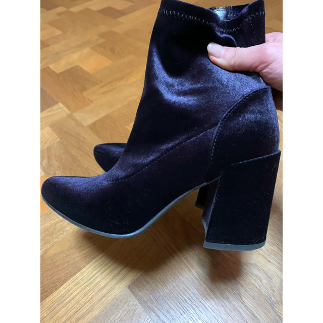 GU(ジーユー)の美品✨大人ショートブーツ レディースの靴/シューズ(ブーツ)の商品写真