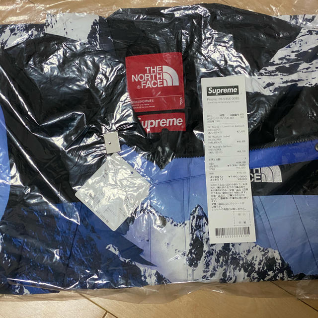 Supreme(シュプリーム)のSupreme NORTH FACE  Mountain Parka 雪山  L メンズのジャケット/アウター(マウンテンパーカー)の商品写真