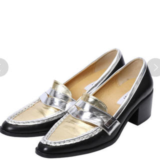 Ameri VINTAGE - Ameri vintage POINTED COIN LOAFER
