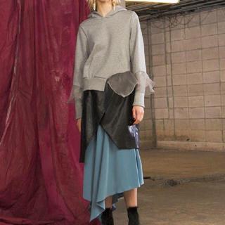 STUDIOUS - UN3D*レイヤード スカート