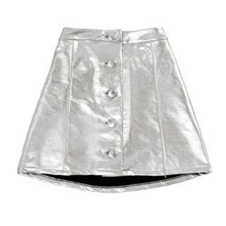 プニュズ(PUNYUS)のPUNYUS 台形スカート(ひざ丈スカート)