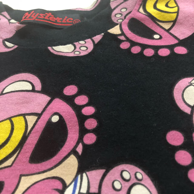 HYSTERIC MINI(ヒステリックミニ)の🐻Tee. キッズ/ベビー/マタニティのキッズ服女の子用(90cm~)(Tシャツ/カットソー)の商品写真