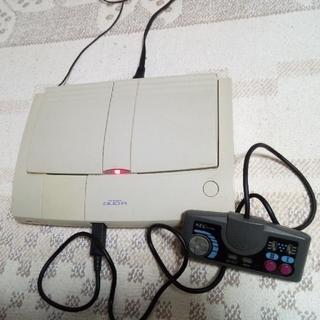 NEC - PCエンジンDUO-R ソフト+マルチタップ