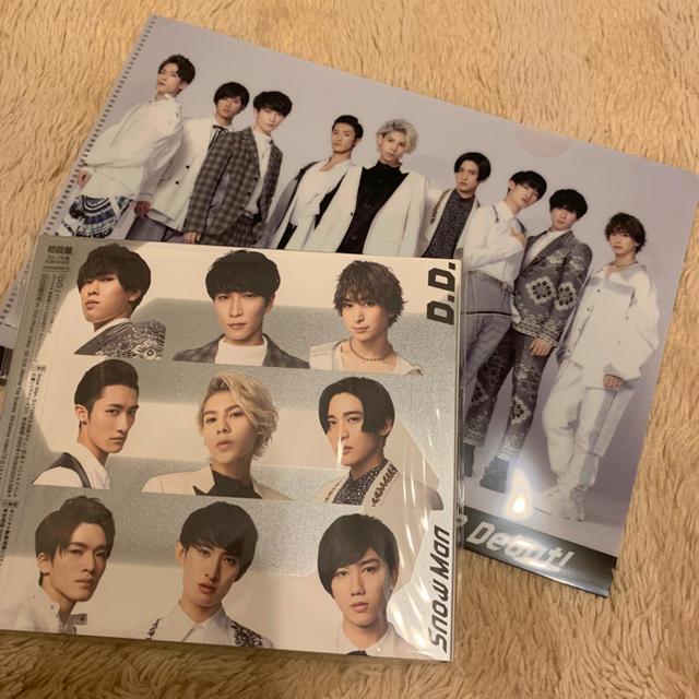 Johnny's(ジャニーズ)のSnowMan CD エンタメ/ホビーのタレントグッズ(アイドルグッズ)の商品写真