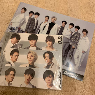 Johnny's - SnowMan CD