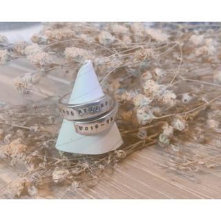 ヨンドシー(4℃)のSERGE THORAVAL ring 9号(リング(指輪))