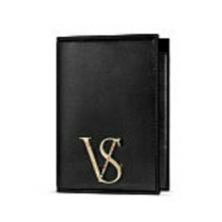 Victoria's Secret - 新作♡ victoria'ssecret パスポートケース VSブラック