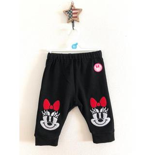 Disney - ミニー裏起毛パンツ★80