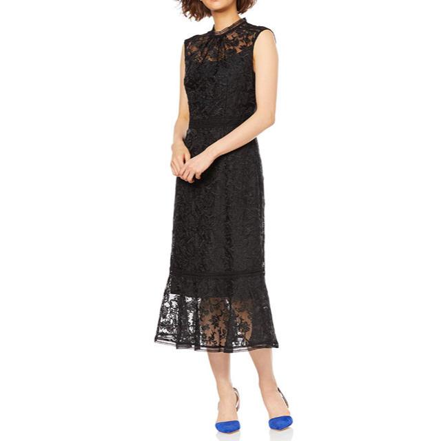 FRAY I.D(フレイアイディー)の新品 タグ付き フレイアイディー レース ワンピース ドレス レディースのワンピース(ひざ丈ワンピース)の商品写真