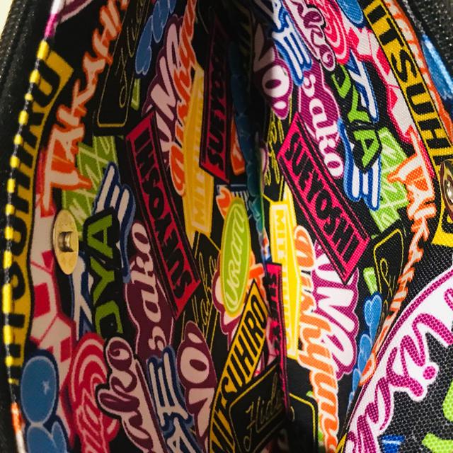 AAA(トリプルエー)のAAA  2way コレクションバッグ クラッチバッグ 公式グッズ エンタメ/ホビーのタレントグッズ(アイドルグッズ)の商品写真