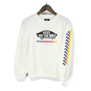 ヴァンズ(VANS)の新品 VANS バンズ キッズ トレーナー クルースウェット 子供服 150(Tシャツ/カットソー)