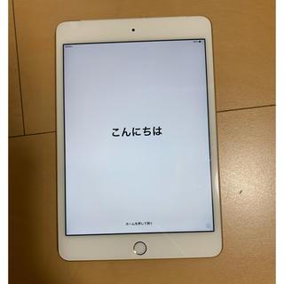 Apple - iPad mini 4 【16GB】ゴールド