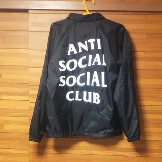 アンチ(ANTI)のアンチソーシャルソーシャルクラブ コーチジャケット(ナイロンジャケット)