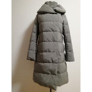 PLST - プラステ ダウン ジャケット コート アウター カーキ 新品 ナイロン