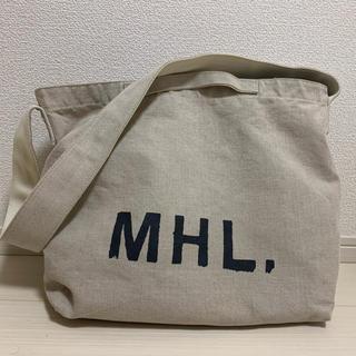 マーガレットハウエル(MARGARET HOWELL)の【正規品】MHL トートバッグ(トートバッグ)