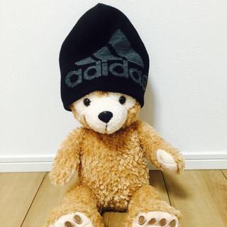 アディダス(adidas)のアディダスニート帽子(ニット帽/ビーニー)