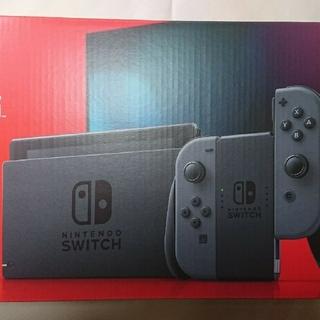 Nintendo Switch - Nintendo Switch 本体 新型 グレー