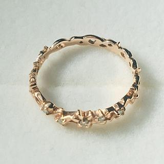 アガット(agete)のアガット ダイヤモンド リング(リング(指輪))