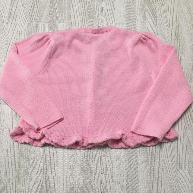 Ralph Lauren(ラルフローレン)のラルフローレン カーディガン  キッズ/ベビー/マタニティのベビー服(~85cm)(カーディガン/ボレロ)の商品写真