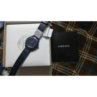 ジャンニヴェルサーチ(Gianni Versace)の【値下げ!】VERSACE ヴェルサーチ メンズ オートマチック 腕時計(腕時計(アナログ))