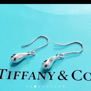 Tiffany & Co. - 未使用ティファニーティアドロップピアス