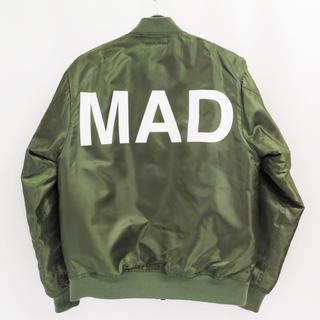 UNDERCOVER - UNDERCOVER MAD MA-1 ジャケット アンダーカバー