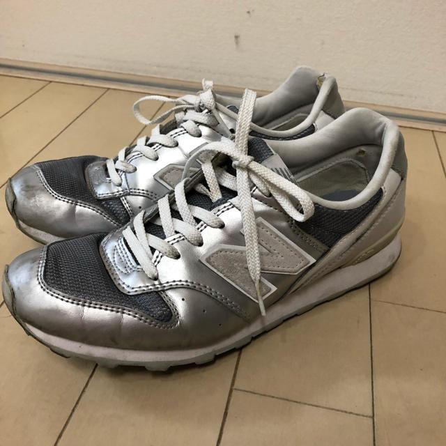 New Balance(ニューバランス)のニューバランス スニーカー 24センチ レディースの靴/シューズ(スニーカー)の商品写真