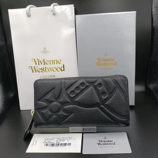 Vivienne Westwood - 即購入OK‼︎ 大人気ヴィヴィアンウエストウッド 長財布 ラウンドファスナー