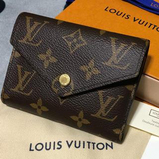 LOUIS VUITTON - 正規品‼︎LOUIS VUITTON モノグラム 降り財布