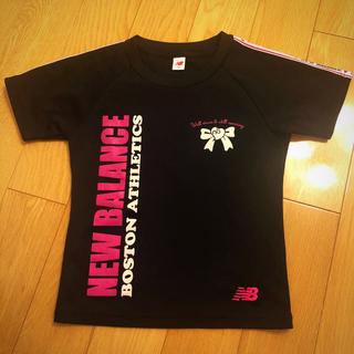 ニューバランス(New Balance)の130  女の子 Tシャツ NB(Tシャツ/カットソー)
