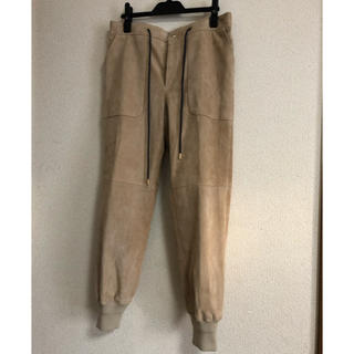 Drawer - 羊革パンツ