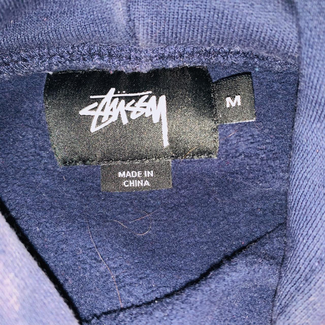 STUSSY(ステューシー)のスチューシーパーカー メンズのトップス(パーカー)の商品写真
