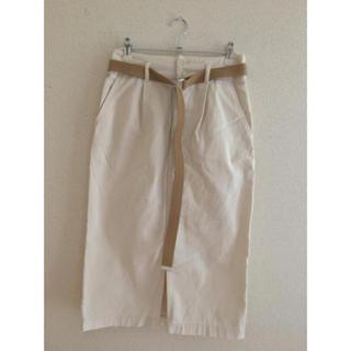 ダブルクローゼット(w closet)のスカート(ロングスカート)